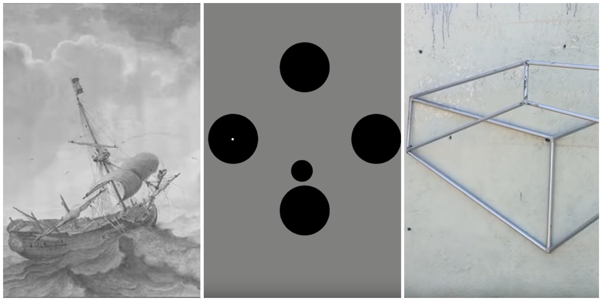 10 лучших оптических иллюзий 2019 года с конкурса Best Illusion of the Year