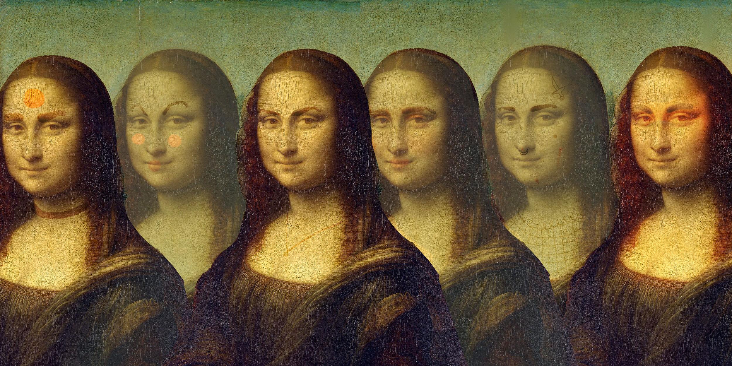 ТЕСТ: Чего не хватает на известных картинах? Ответят только самые внимательные!