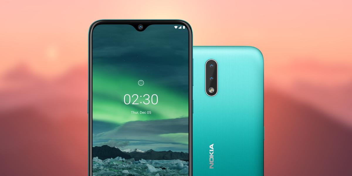 HMD Global выпустила долгоиграющий бюджетник Nokia 2.3 с двойной камерой