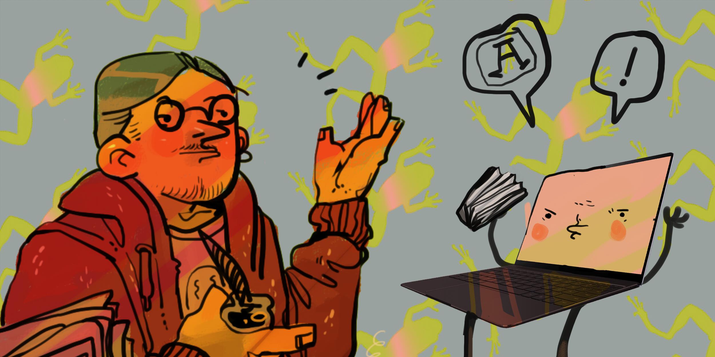 ТЕСТ: Великий поэт или нейросеть? Определите, кому принадлежит текст