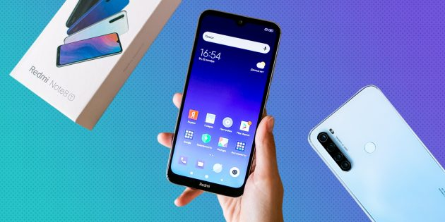 Xiaomi Redmi Note 8T: что стоит знать о бодром и недорогом смартфоне с бесконтактной оплатой