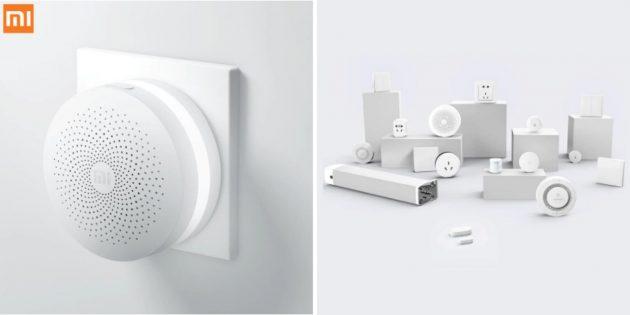 Устройства Xiaomi для создания умного дома