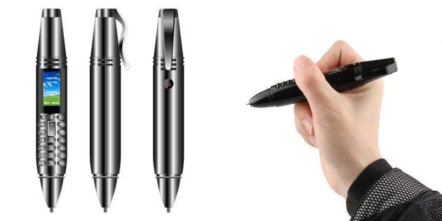 Ручка-смартфон