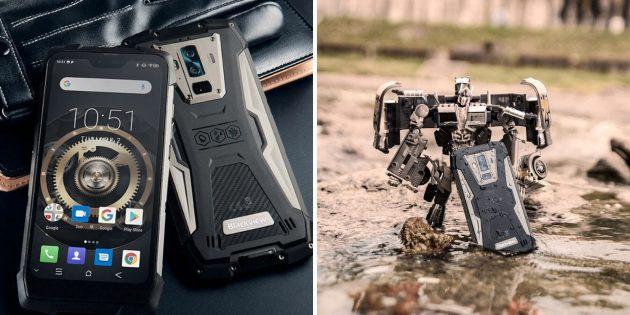 Смартфон Blackview BV9700Pro