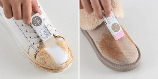 Ластик для обуви
