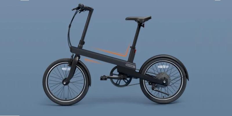 Xiaomi выпустила электровелосипед Qicycle с запасом хода 40 км