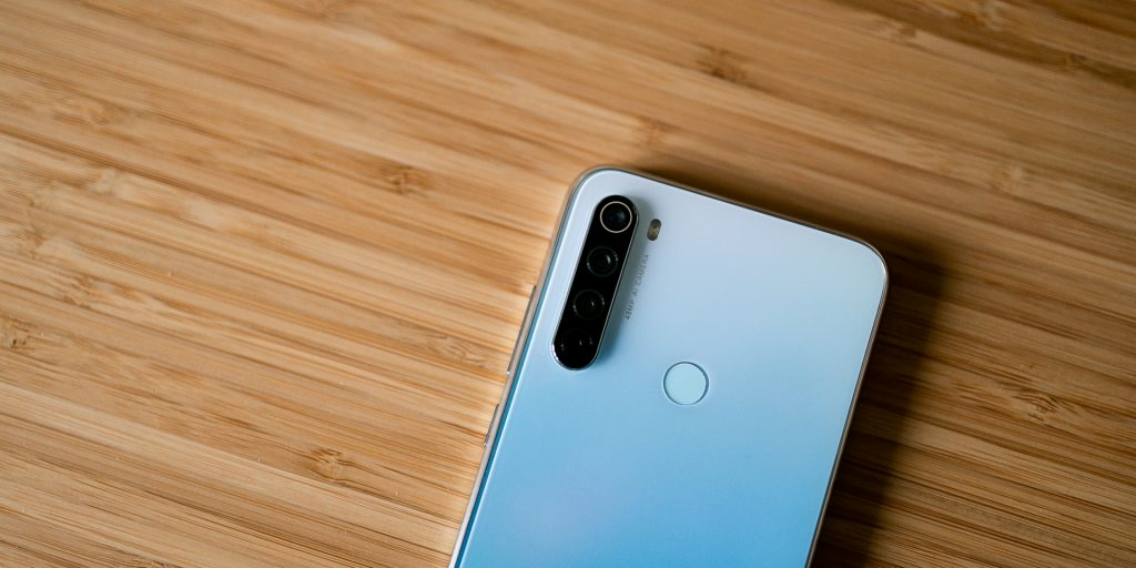 Redmi Note 8T: камеры