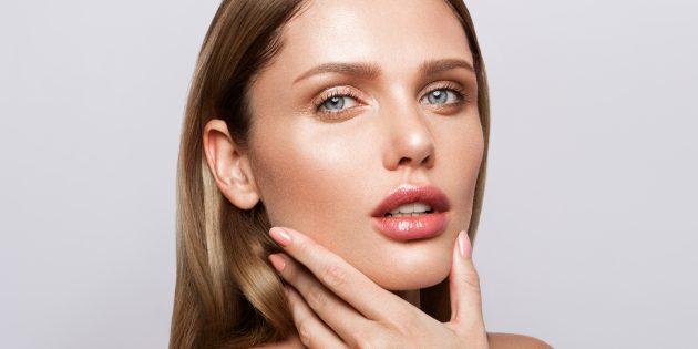 Модный макияж: блеск для губ