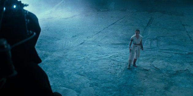 Звёздные войны Скайуокер Восход фильм