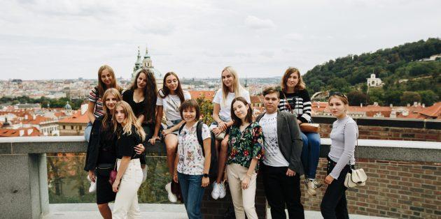 Студенты языковой школы GoStudy: отзывы