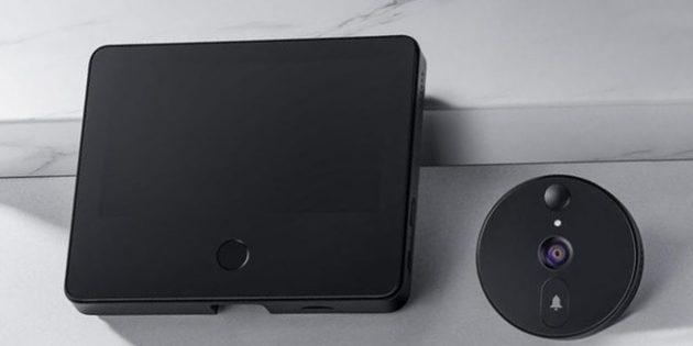 Xiaomi представила умный дверной глазок. Он оснащён камерой и умеет менять голос пользователя