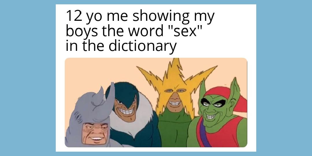 мемы на английском