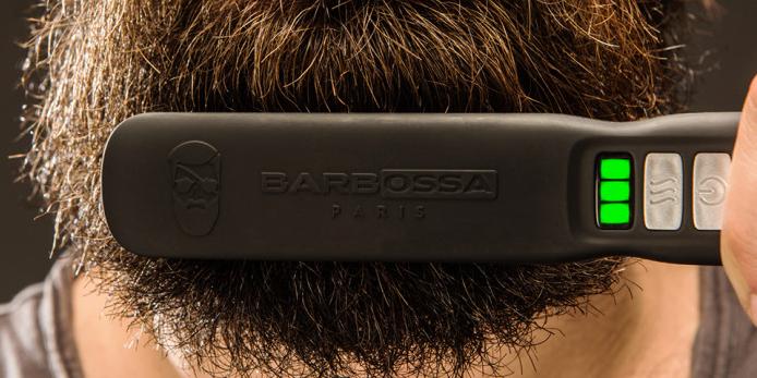 Штука дня: Barbossa — утюжок для укрощения бороды