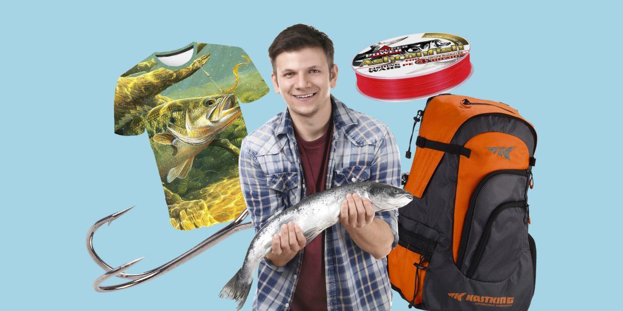 10 классных магазинов на AliExpress для любителей рыбалки