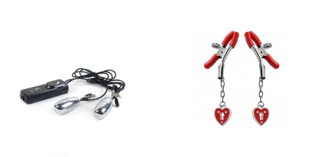 На 14февраля можно купить секс-игрушку — стимулятор для груди