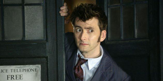 Сериал «Доктор Кто», 2006год