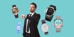 16 классных наручных часов с AliExrpess и из других магазинов