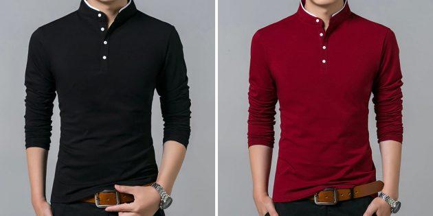 Мужская рубашка Liseaven