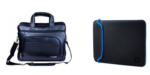 Что подарить коллегам на 23 февраля: сумка для ноутбука