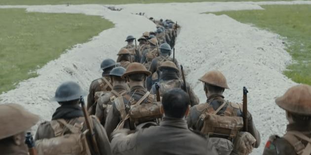 Фильм «1917»
