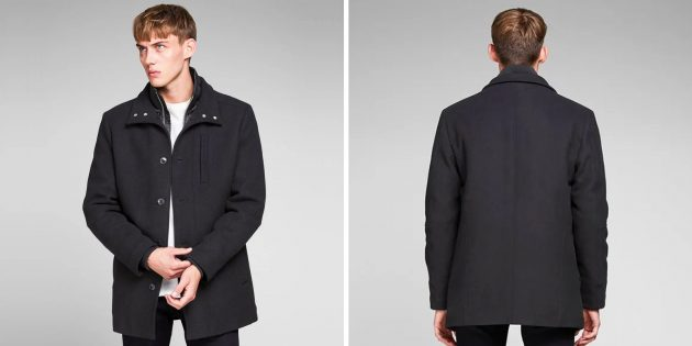 Пальто от Jack & Jones