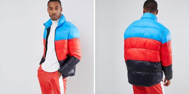 Куртка от boohooMAN