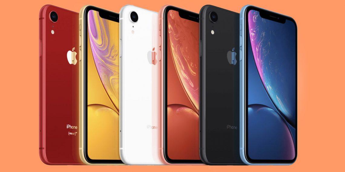 Цена дня: iPhone XR за 39 990 рублей с доставкой из РФ