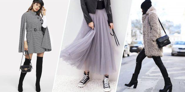 4 стильных женских образа на весну дешевле 5 000 рублей