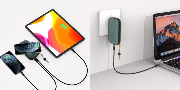 пауэрбанк Xiaomi