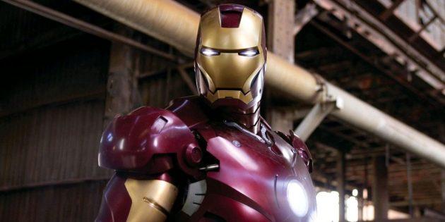 Хорошее кино: «Железный человек»
