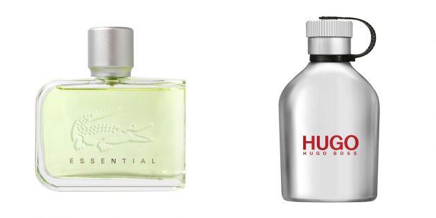 Подарки парню на 23Февраля: парфюм