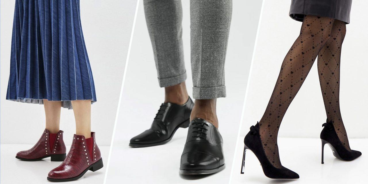 8 вариантов стильной обуви, которая всегда будет в тренде