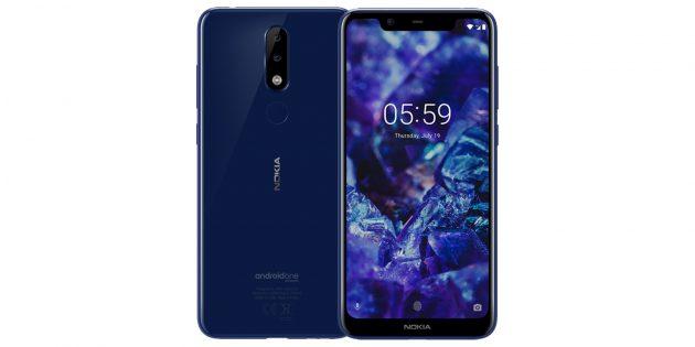 Nokia 5.1Plus