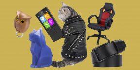Находки AliExpress: домашнее караоке, свеча с сюрпризом и косуха для котика