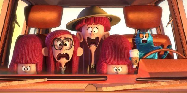 Лучшие мультфильмы — 2020: «Семья Уиллоби»
