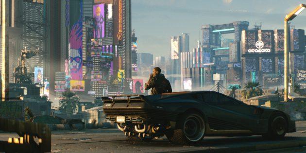 Лучшие игры — 2020: Cyberpunk 2077
