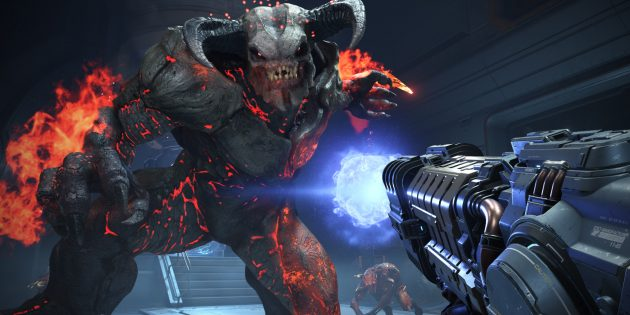 Игры-2020: DOOM Eternal