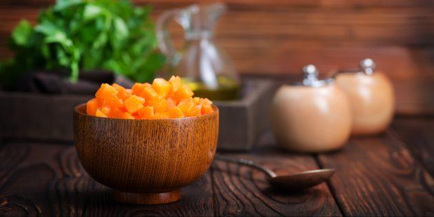 Как приготовить начинку для чебуреков с тыквой: простой рецепт
