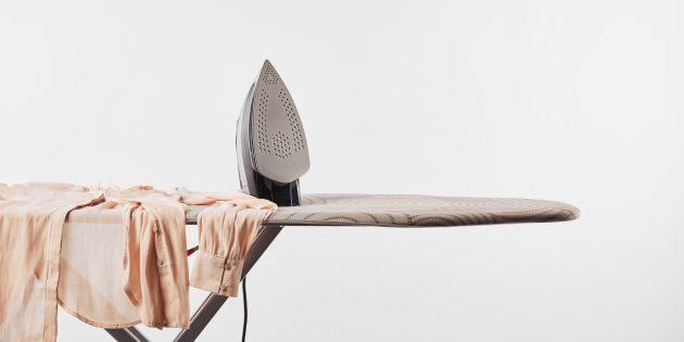 Как навести порядок в доме: уберите гладильную доску в шкаф
