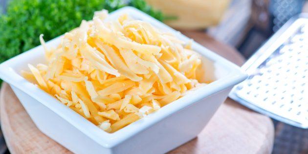 Чебуреки с сыром: простой рецепт начинки
