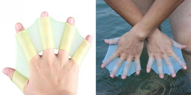 Ласты для рук