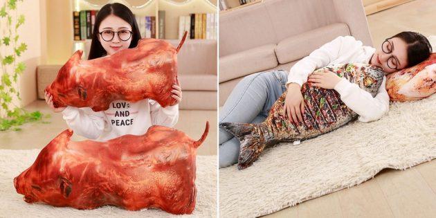 Аппетитная подушка