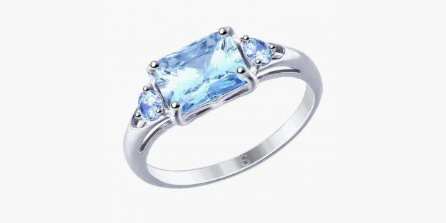 Подарки на 14февраля: кольцо