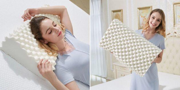 Эргономичная подушка