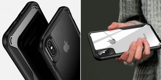 Противоударный чехол для iPhone