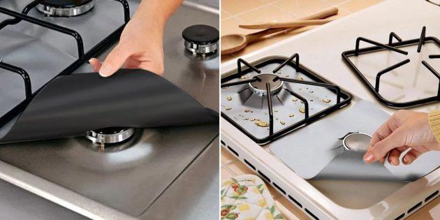 Защитное покрытие для плиты