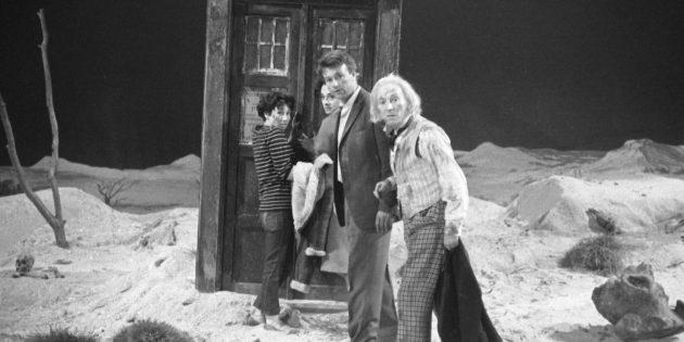 Сериал «Доктор Кто», 1963год