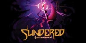 Epic Games Store раздаёт Sundered — игру в стиле Metroid от создателей Jotun