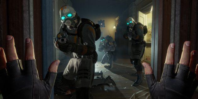 Ожидаемые игры — 2020: Half-Life: Alyx