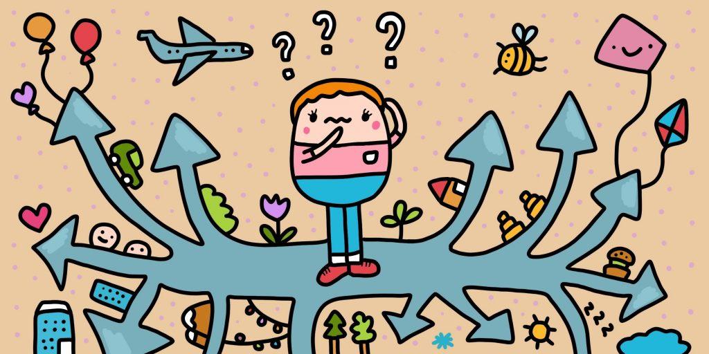 Психолог нужен, когда вы стремитесь найти себя